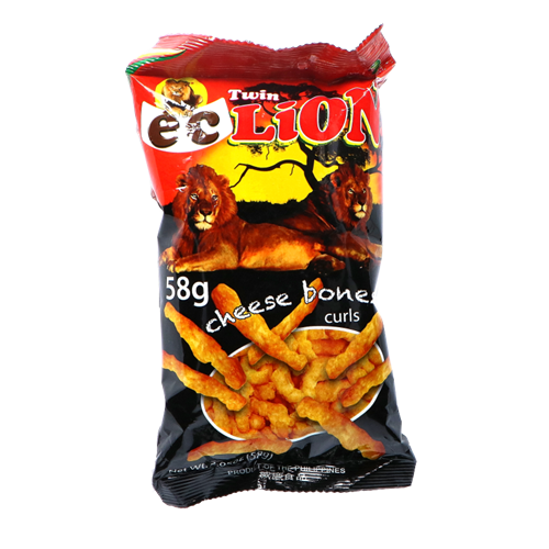 Picture of PH EC Twin lion Cheese Bones Curls