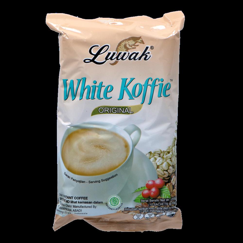Picture of ID White Coffee 3 in 1 - Original
