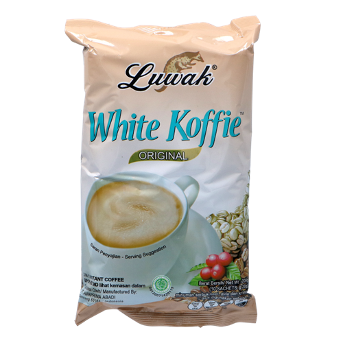 Picture of ID White Coffee 3 in 1 - Original