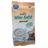 Picture of ID White Koffie 3 in 1 Instant Coffee - Less Sugar
