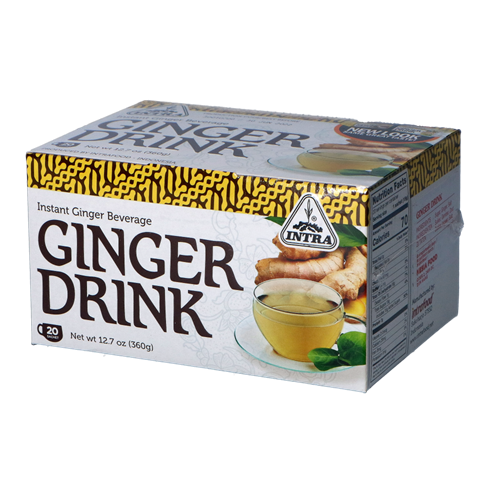 Picture of ID Ginger Drink