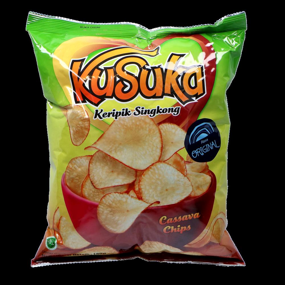 Picture of ID Cassava Chips - Original