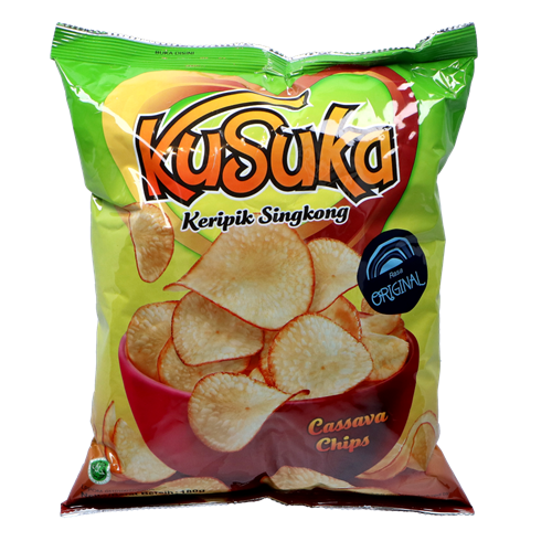 Picture of ID Cassava Chips - Original