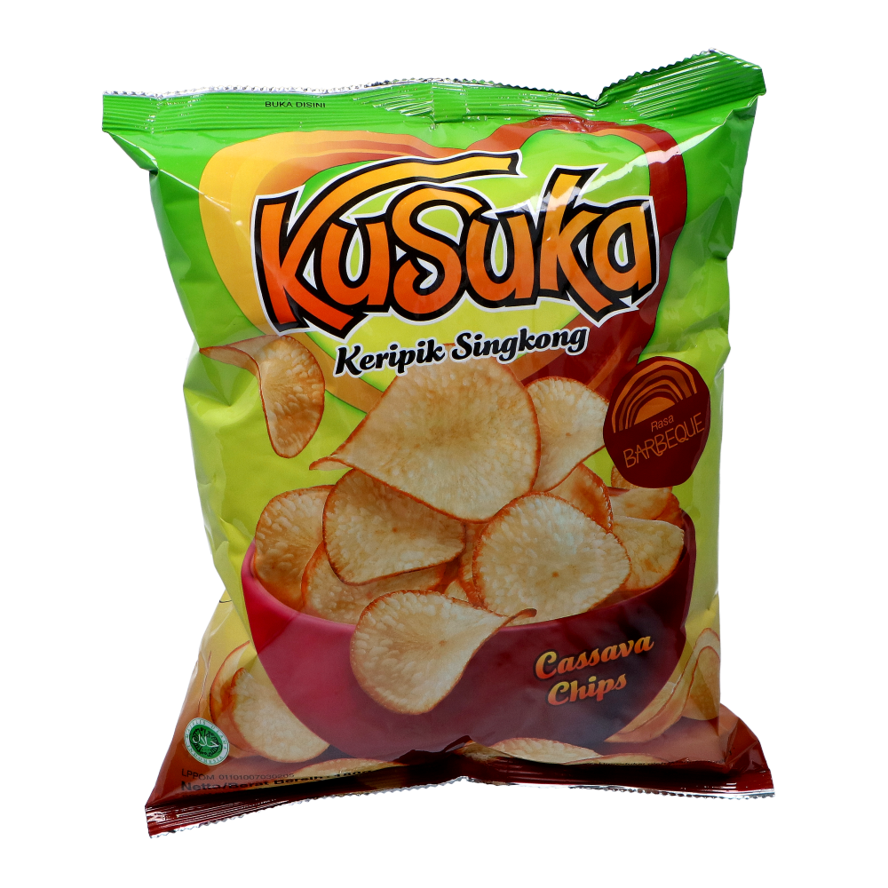 Picture of ID Cassava Chips - BBQ