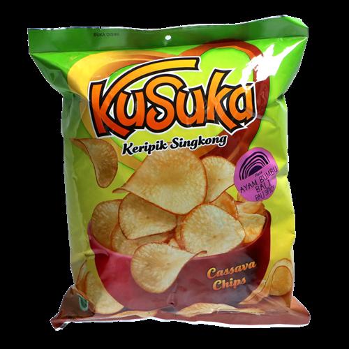 Picture of ID Cassava Chips - Ayam Bali