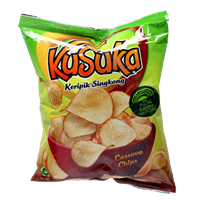 Picture of ID Cassava Chips - Corn