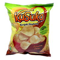 Picture of ID Cassava Chips - Seaweed