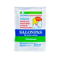 Picture of ID Salonpas Plasters