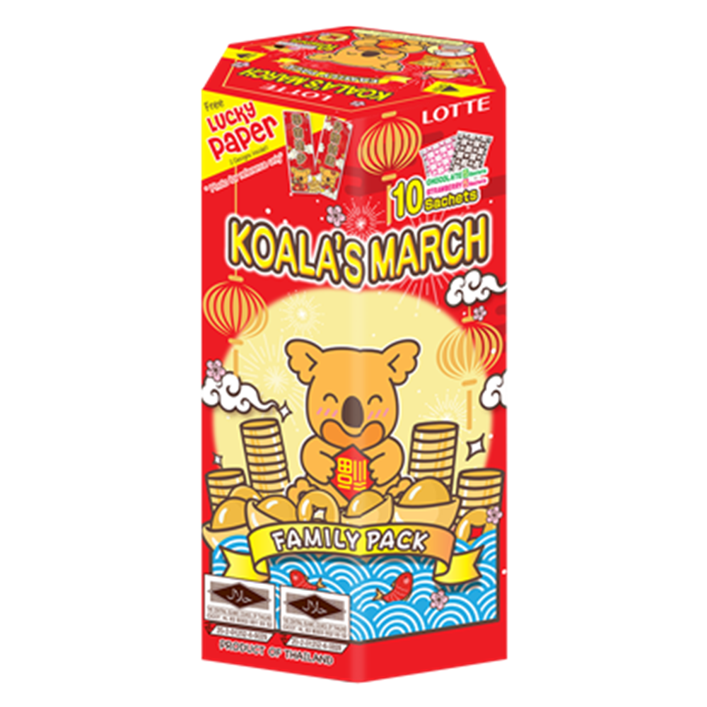 Picture of TH Koala's March Chinese New Year