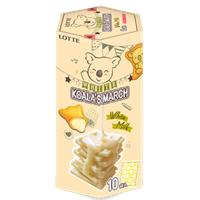 Picture of TH Koala's March White Milk Biscuit - Family Pack