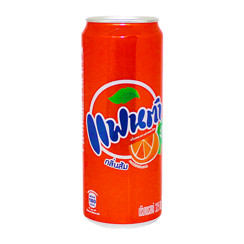Picture of TH Fanta Refreshment - Orange