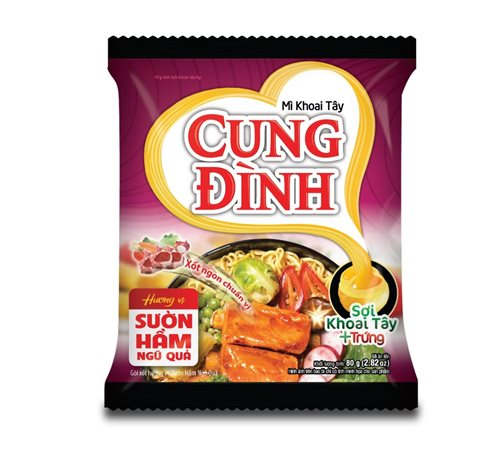 Picture of VN Inst. Noodles - Stewed Sparerib 5 Fruits Flav.