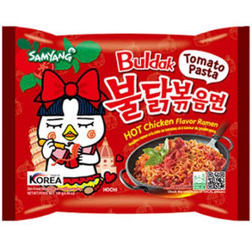 Picture of *KR Hot Chicken Ramen Tomato Pasta