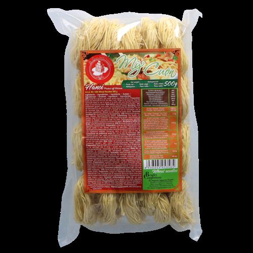 Picture of VN Wheat Noodles -Mì lẩu cuốn tròn - Rounds