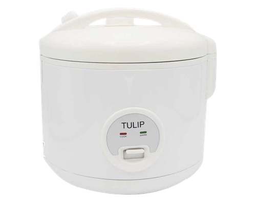 Picture of CN Tulip S/S Rice Cooker 6ltr - Fixed Lid