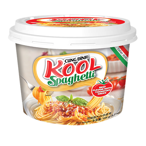 Picture of VN Instant Noodles Kool Brand - Spaghetti Flavor
