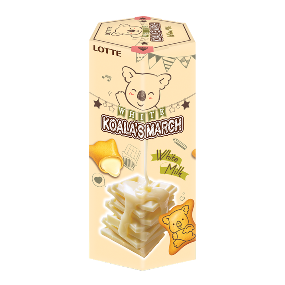 Picture of TH Koala's March White Milk Biscuit
