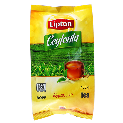 Picture of LK Ceylonta Loose Tea Pouch