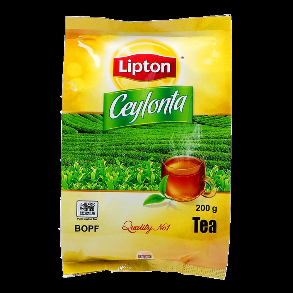 Picture of LK Lipton Ceylonta Loose Tea Pouch