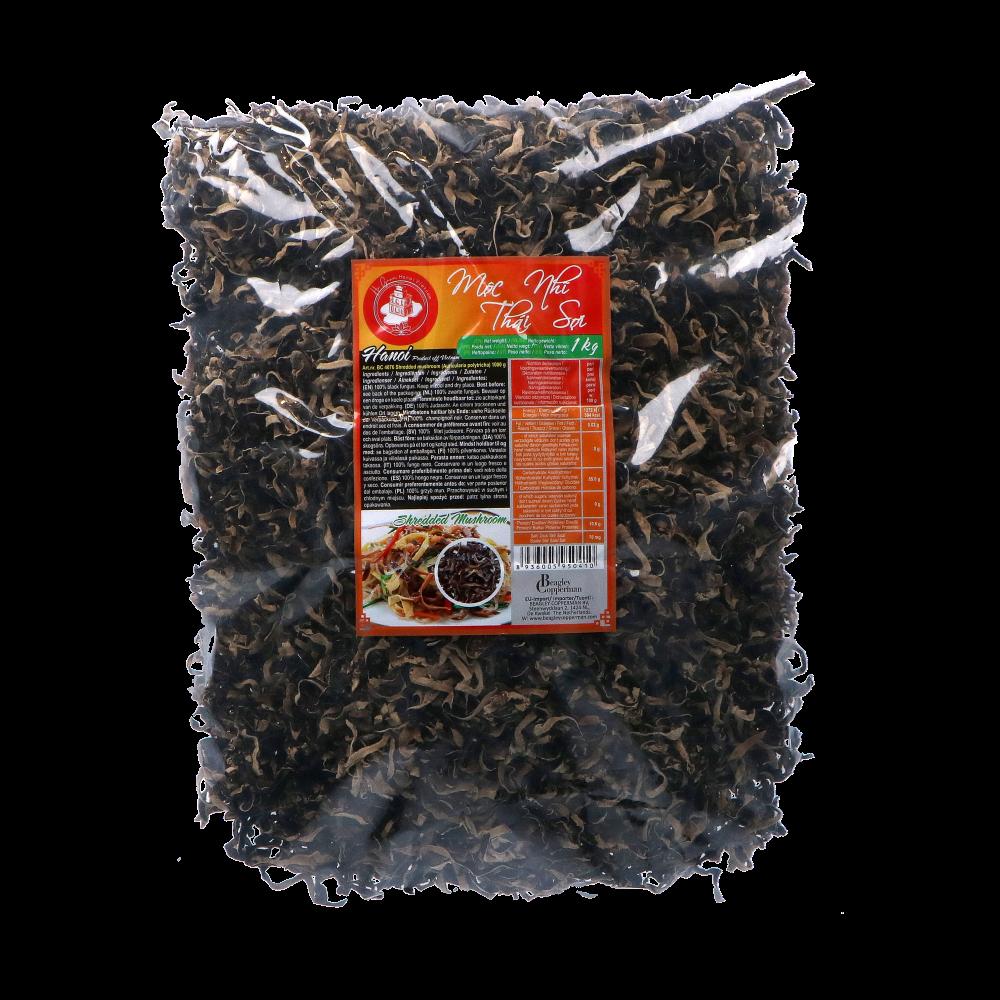 Picture of VN Shredded Mushroom - Mộc nhĩ thái sợi