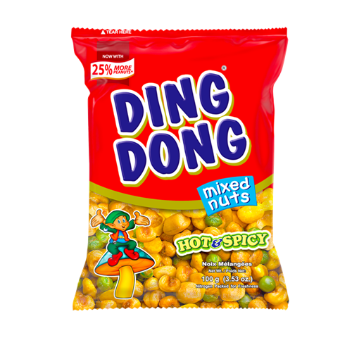 Picture of PH Ding Dong Super Mix Hot Spicy