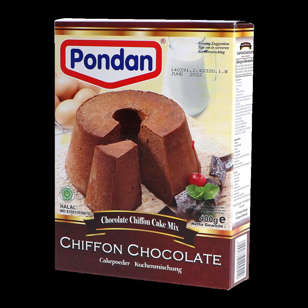 Picture of ID Chiffon Chocolate