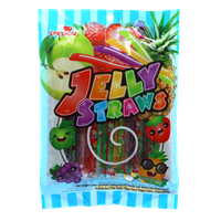 Picture of TW Assorted Jelly Straws in Bag