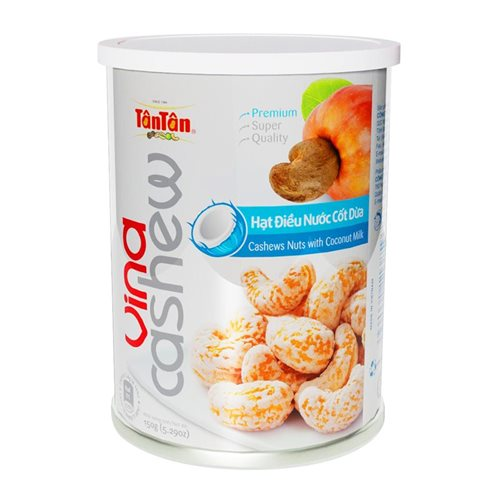 Picture of VN Cashew Nuts with Coconut Milk - Can