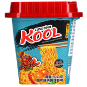 Picture of VN Inst Noodles Kool Brand Crab Salted egg (Cup)