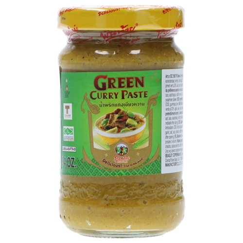 Picture of TH Green Curry Paste (Glass Jar)