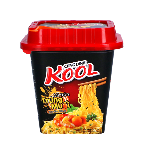 Picture of VN Inst Noodles Kool Brand - Salted egg flavor(SP)