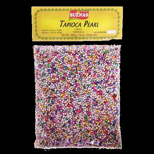 Picture of PH Tapioca Pearl  Sago Colored (Small)