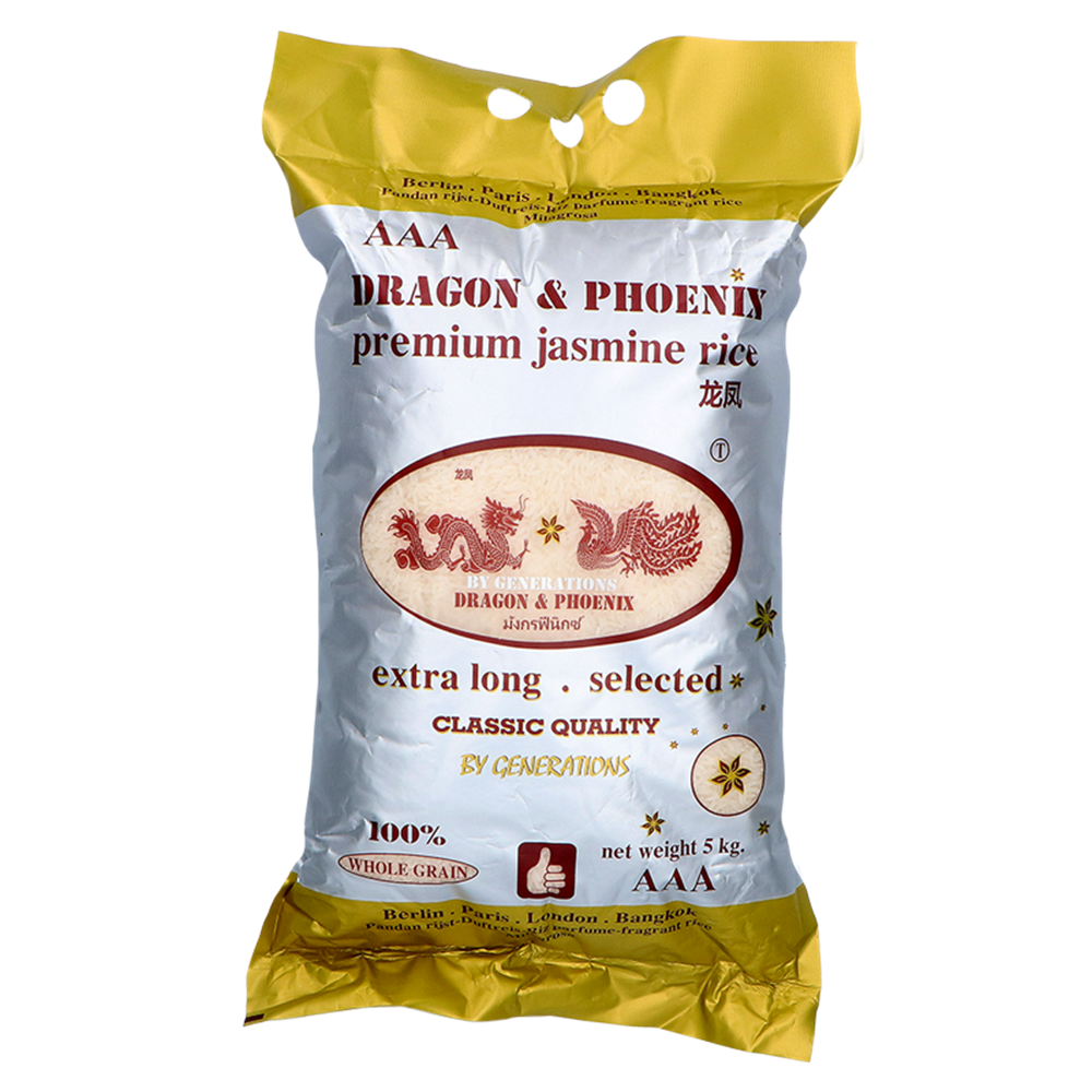 Picture of KH Jasmine Rice Premium Quality 100% NEW Crop 2020