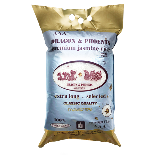 Picture of KH Jasmine Rice Premium Quality 100% NEW Crop 2021