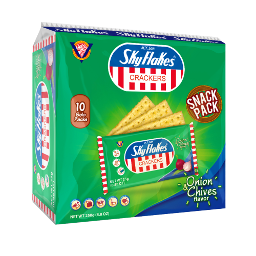 Picture of PH Sky Flakes Crackers - Onion Snack Pack