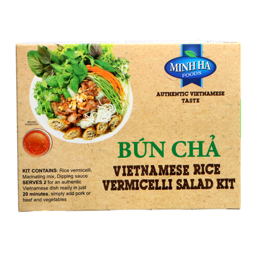 Picture of VN Vietnamese Rice Vermicelli Salad Kit