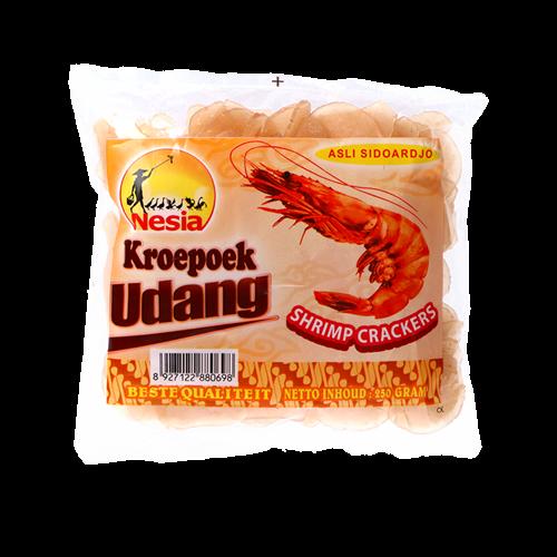 Picture of ID Prawn Cracker Udang Round - Kroepoek