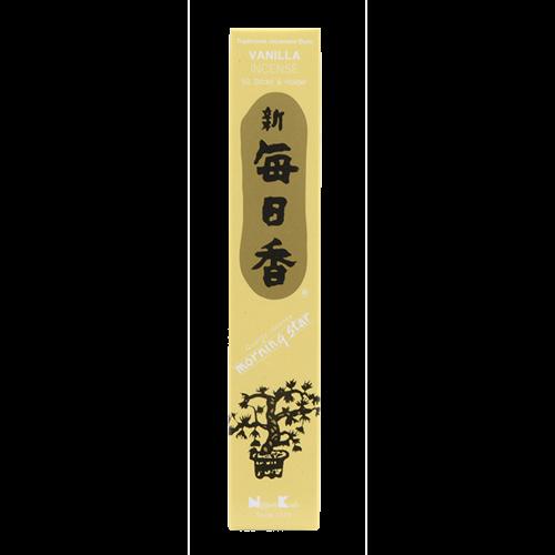 Picture of JP Morningstar Vanilla 50 Sticks & Holder