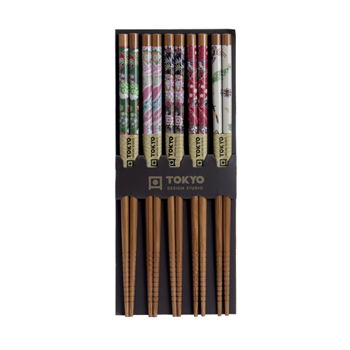 Picture of JP Chopsticks Colored KZ-9 - 10pair