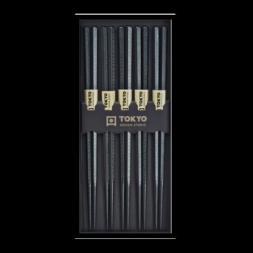 Picture of JP Chopsticks Polymer Glassfibre Pentagon - 5pair