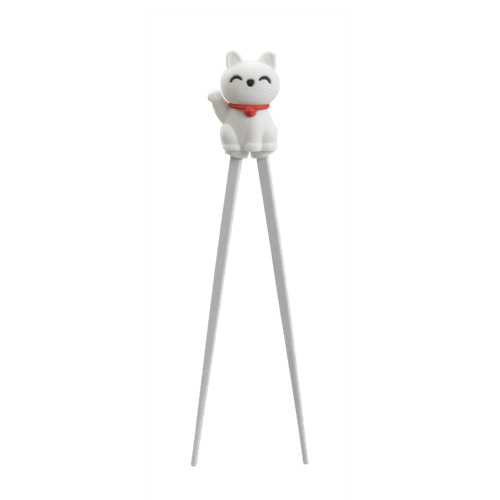 Picture of CN Lucky Cat White 22cm