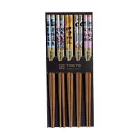 Picture of JP Chopsticks Colored A2-5 - 5pair