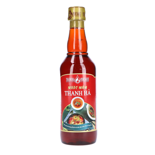Picture of VN Fish Sauce - Nuoc Mam Nhi - PET Bottle