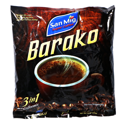 Picture of PH Coffee 3 in 1 Barako Strip