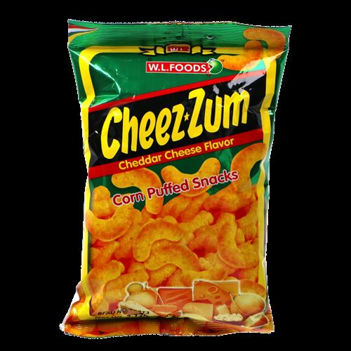 Picture of PH Cheez Zum Cheddar Cheese - Corn Puff