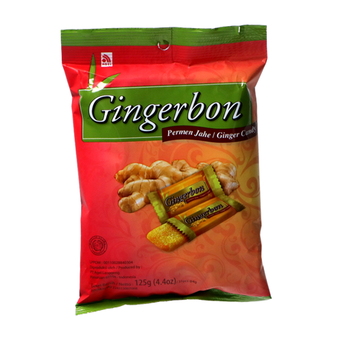Picture of ID Ginger Candy