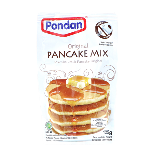 Picture of ID Pancake Mix