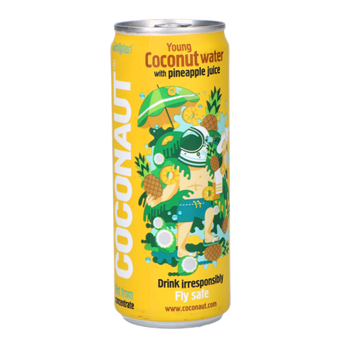 Picture of VN Coconut Water with Pineapple