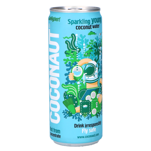 Picture of VN Sparkling Coconut Water
