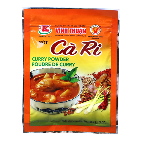 Picture of VN Curry Powder - Bot Cary